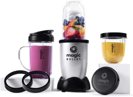 Magic Bullet Personal Blenders for Smoothies