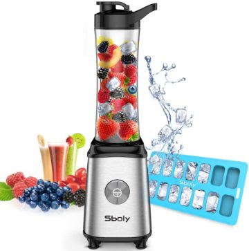 Sboly Personal Blenders for Smoothies