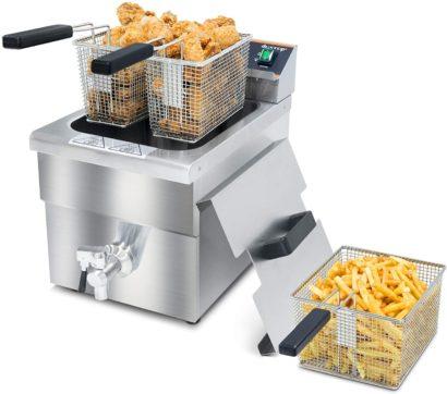 Duxtop Electric Deep Fryers