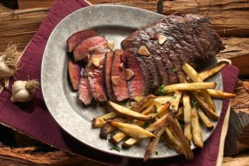 a delicious Flank Steak