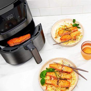 Air Fryer cook