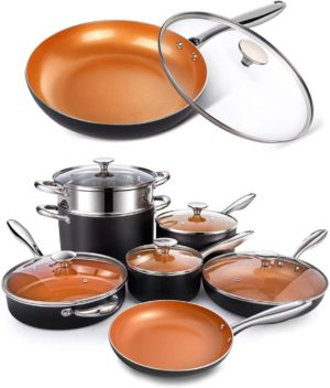 MICHELANGELO Cookware for Glass Top Stoves