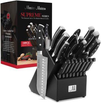 Master Maison Kitchen Knife Sets