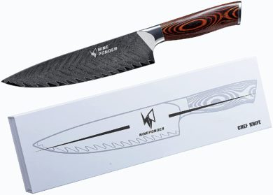 Nineponder Professional Chef Knives
