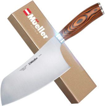 Mueller Cleaver Knifes