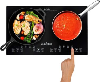 NutriChef Portable Electric Stoves