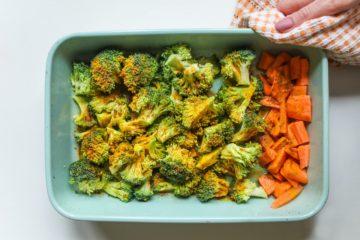 Steam Broccoli